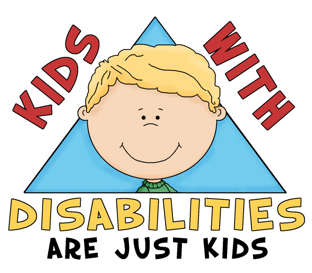 Kids With Disabilities are Just Kids