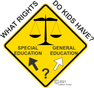 What Rights Do Kids Have, inclusion general education