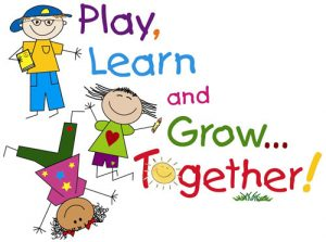 Play, Learn and Grow Together